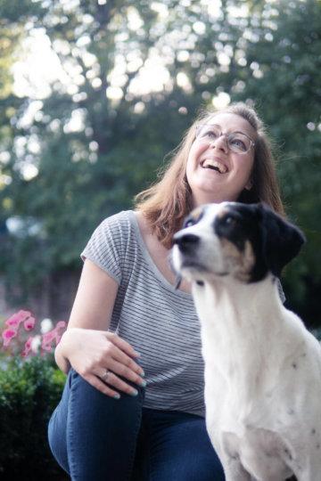 Die 10 verrücktesten Dinge, die ich meinem Hund zuliebe mache [Blogparade]