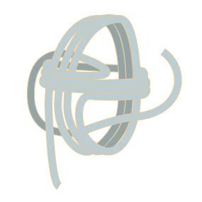 Affenfaust knoten - Hundespielzeug aus Seil selbermachen