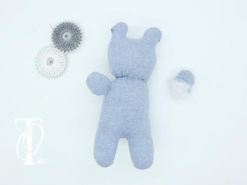 DIY Teddy nähen