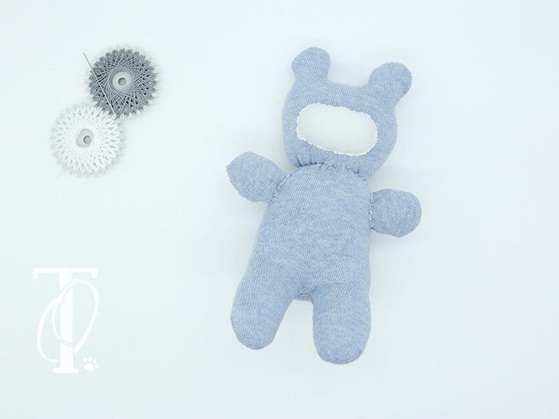 Einen Teddy selbermachen