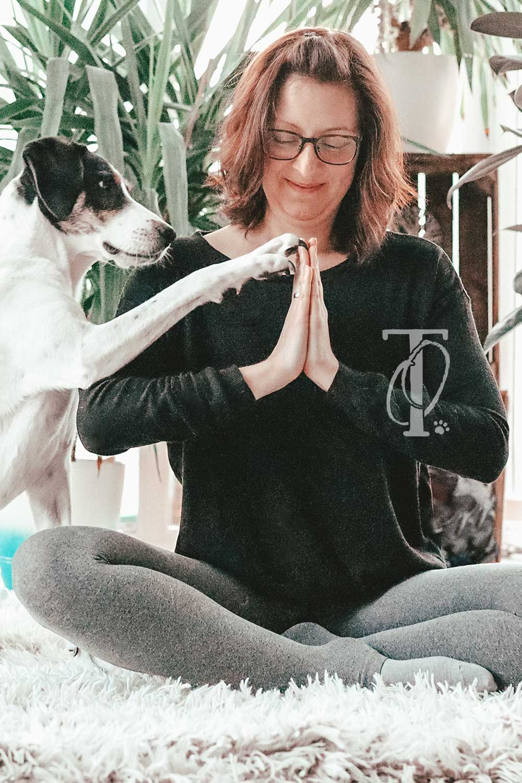 Meditieren mit Hund
