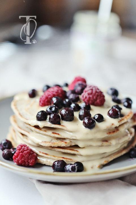 DIY: Leckere Buchweizen-Pancakes für deinen Hund backen