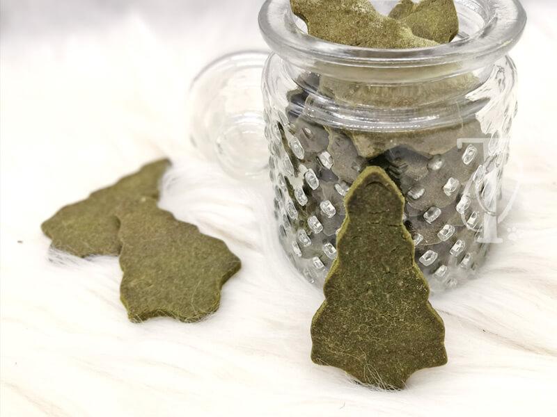 Tannenbaum-Kekse Rezept