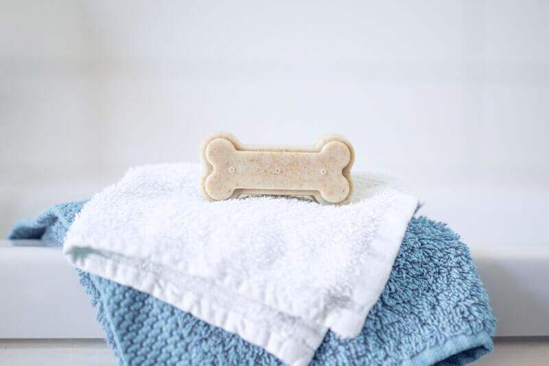 DIY Hundeseife - ein Rezept mit 3 Zutaten