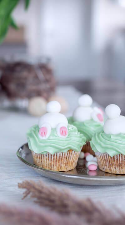 Muffins für Hunde zu Ostern backen