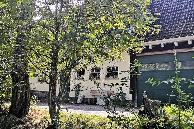 Ziel der Gassi-Challenge: Forsthaus